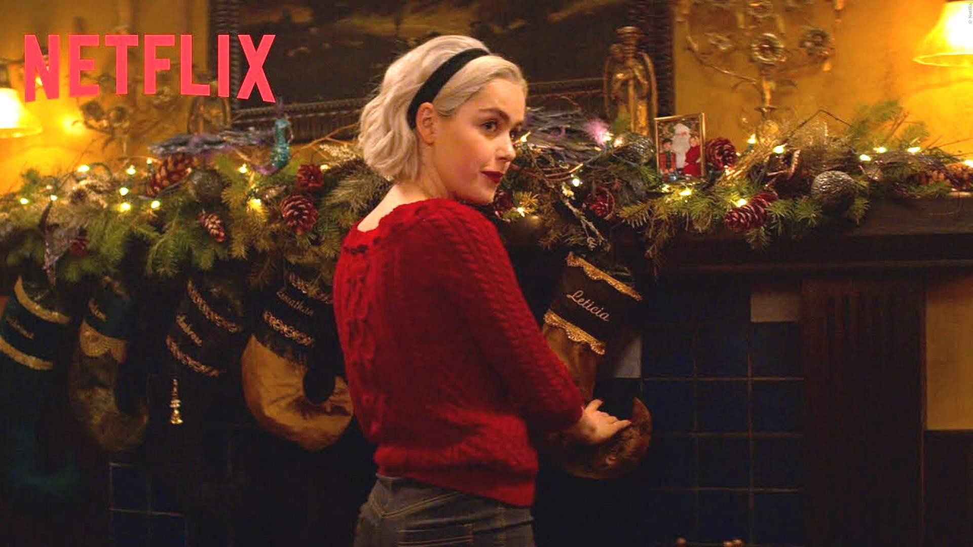 Sabrina: Ein Winternachtstraum - Trailer zum Weihnachtsspecial ...