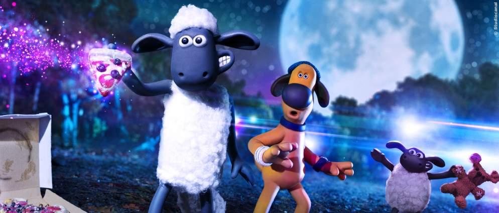 Shaun Das Schaf - Der Film 2: Erster Trailer mit Ufo-Alarm