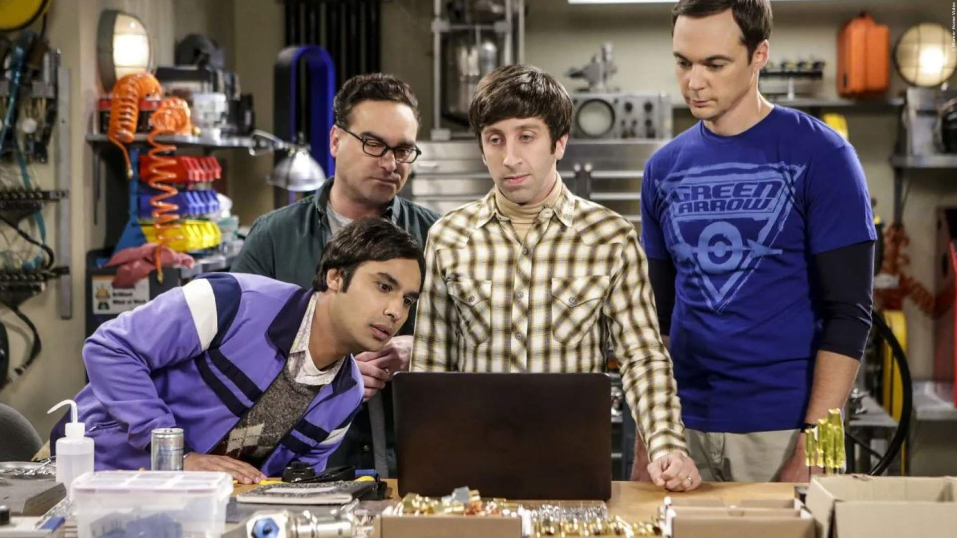 The Big Bang Theory Staffel 12 Netflix