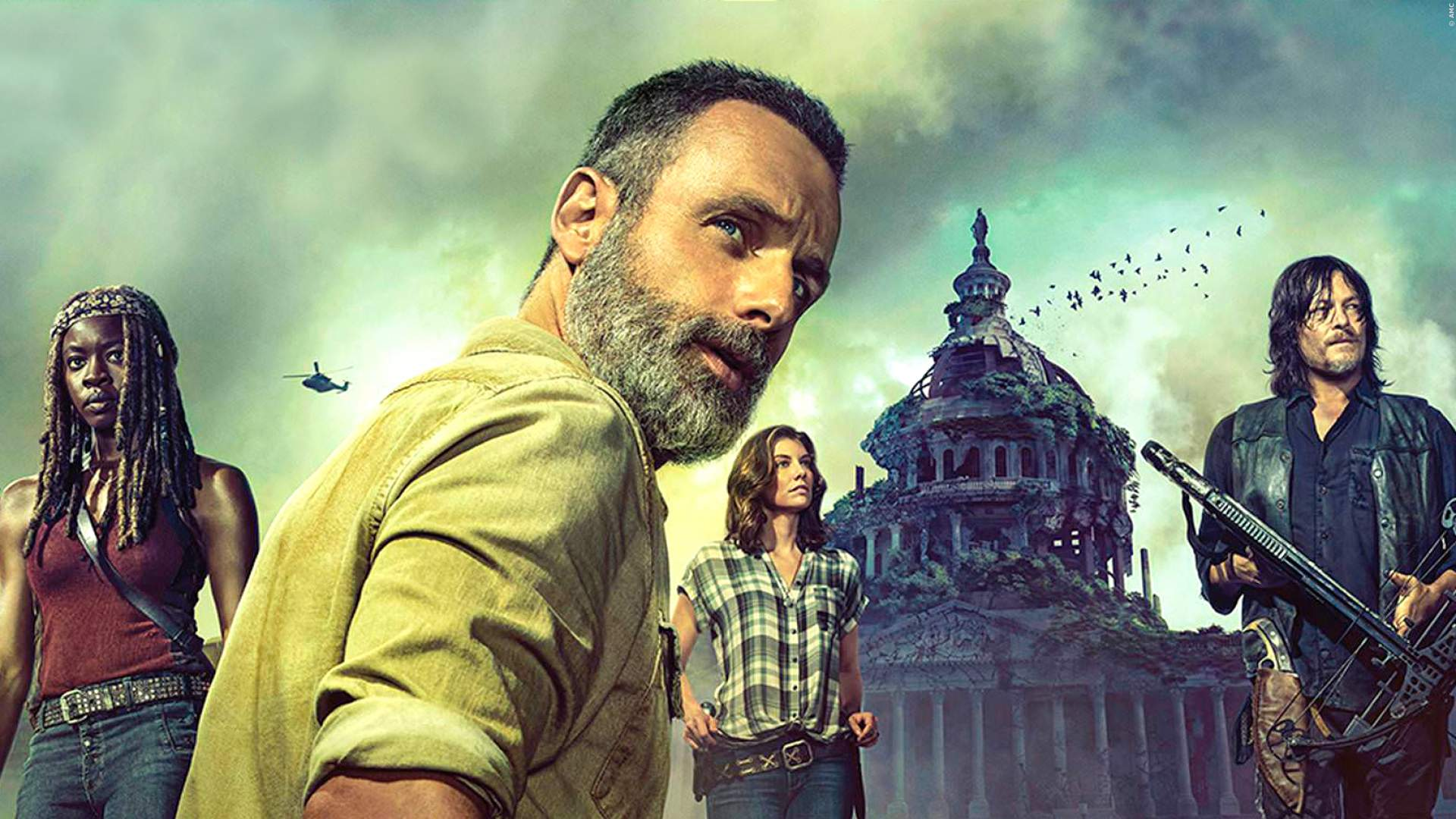 The Walking Dead Staffel 9 Folgen