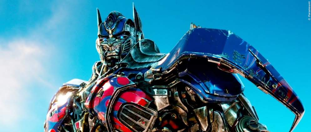 Transformers-Spin-off mit Optimus Prime