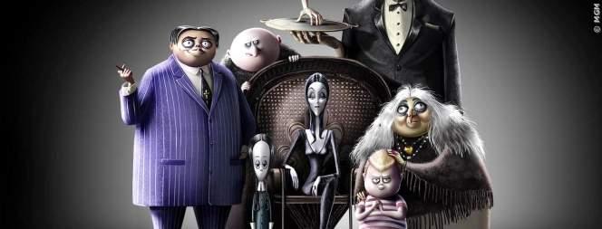 Die Addams Family: Erster deutscher Trailer