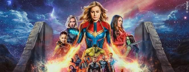 Marvel-Heldinnen: Film mit Frauenpower im Gespräch