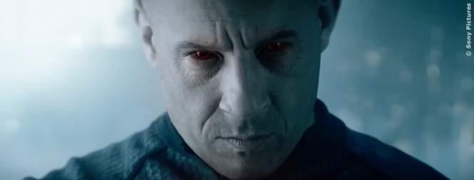 Bloodshot: Vin Diesel heilt sich selbst im Trailer