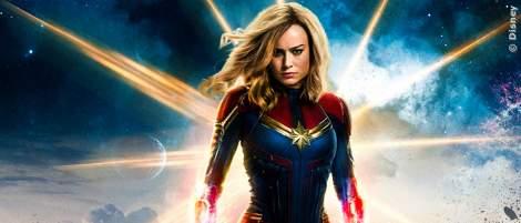 """Brie Larson trainiert wie der Hulk! Mega MCU-Workout für """"Captain Marvel 2"""" - News 2021"""
