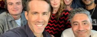 Ryan Reynolds: Dreharbeiten haben begonnen
