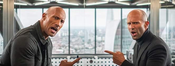Fast And Furious: The Rock rächt sich an Ex-Kollegen