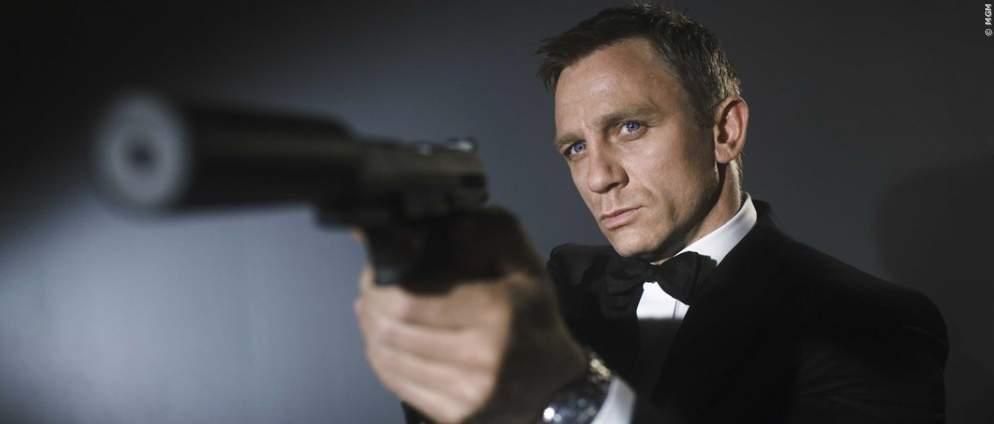 Daniel Craig verrät seine beste Actionszene als James Bond 007