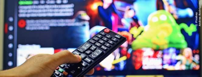 Streaming-Zahlen steigen durch Corona