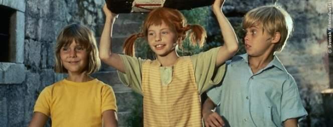Pippi Langstrumpf: Neuer Kinofilm in Arbeit