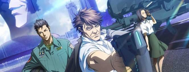 Psycho Pass - Animé-Film im Stream statt Kino