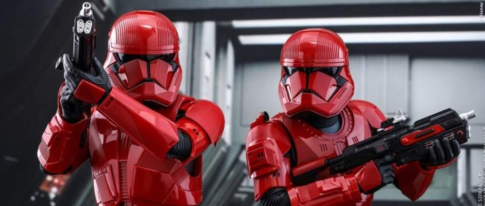 Star Wars 9: Laufzeit des Skywalker-Finales