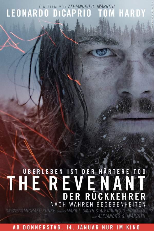 The Revenant Trailer - Der Rückkehrer