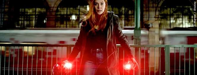 WandaVision: Start der neuen Marvel-Serie