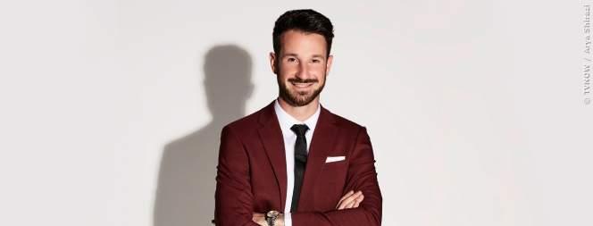 Prince Charming: Alexander Schäfer ist der Neue