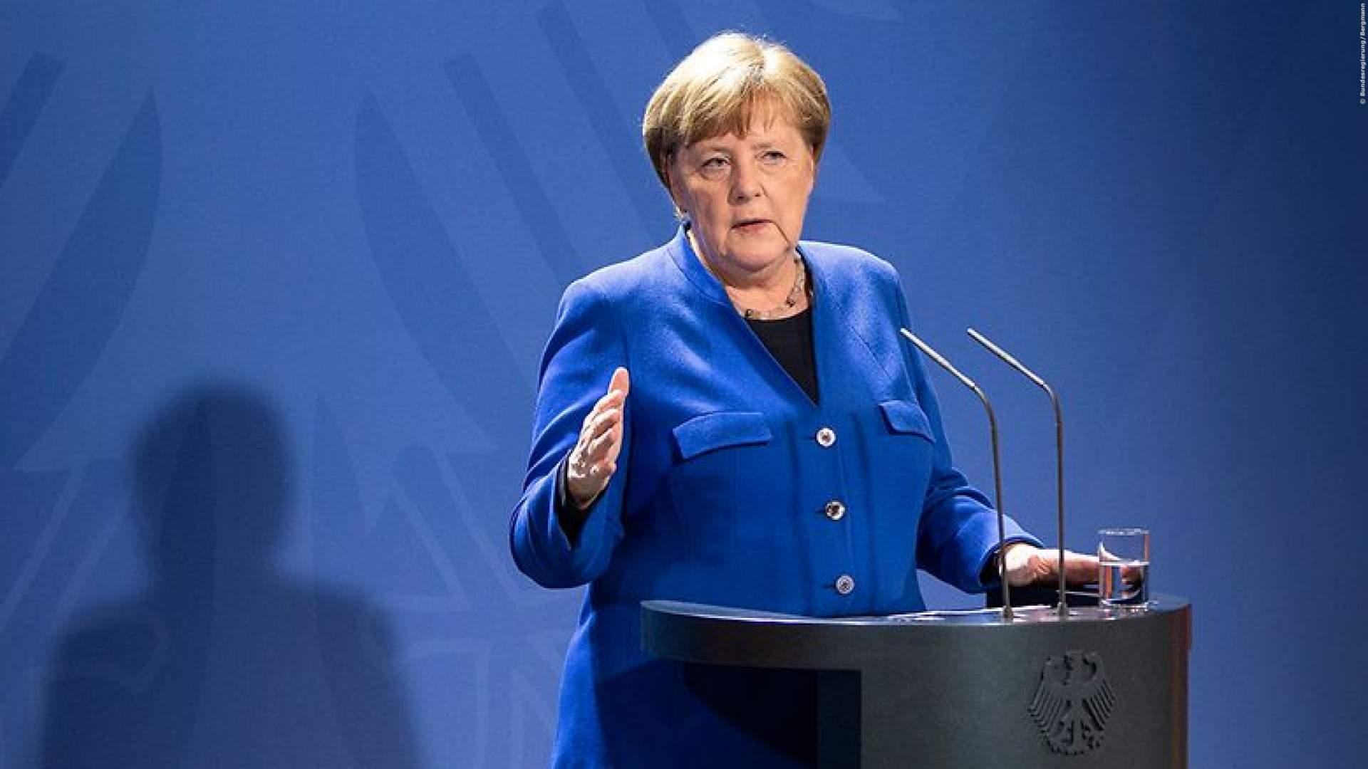Ansprache Der Bundeskanzlerin Ard