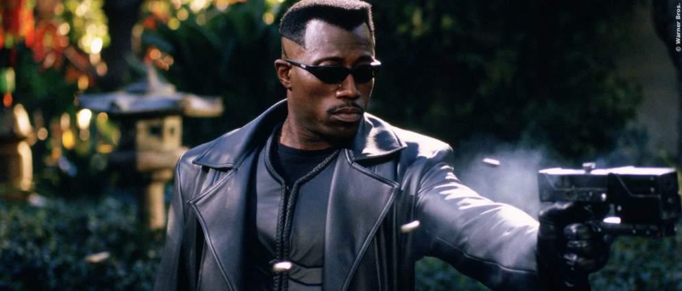 """""""Blade""""-Film von Marvel kommt endlich (ein bisschen) voran"""