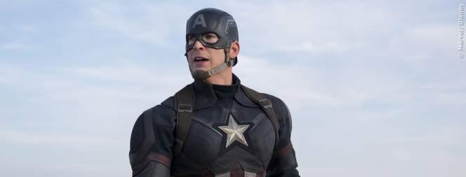 Captain America: Mögliche Rückkehr von Chris Evans