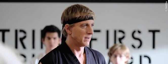 Cobra Kai Staffel 3: Weitere Stars aus Karate Kid