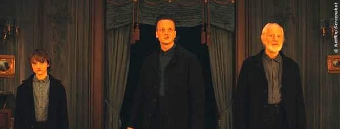 Dark: Wer ist der Mann mit der Hasenscharte?