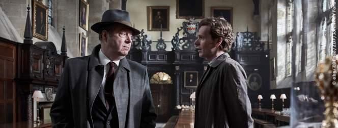 Der junge Inspektor Morse: Free-TV-Premiere
