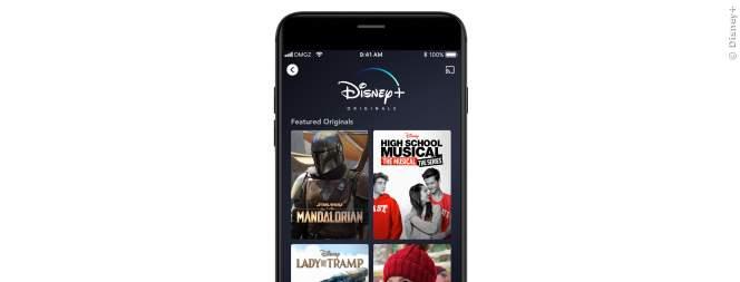 Disney Plus Konto teilen: Gut zu wissen