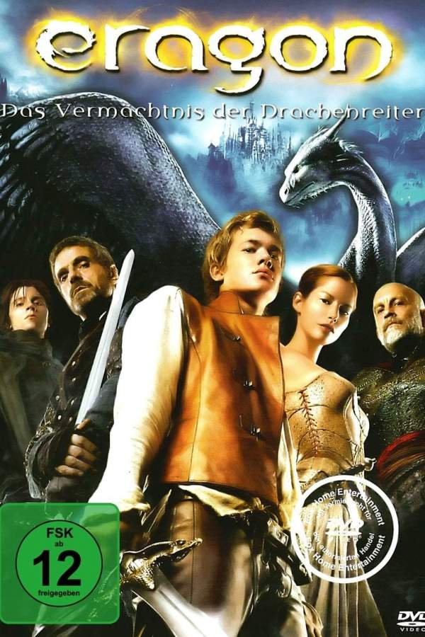 Eragon - Das Vermächtnis Der Drachenreiter Trailer