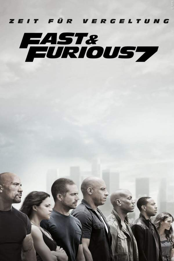 Fast And Furious 7 Trailer