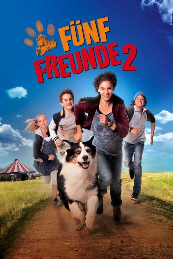 Fünf Freunde 2 Trailer
