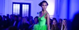 GNTM: Zweite große Modenschau für die Models