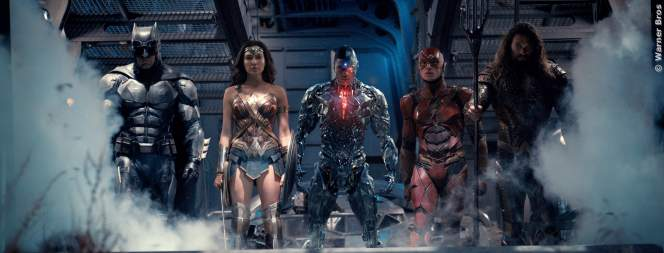 Justice League Star gefeuert