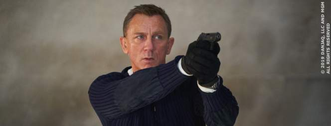 James Bond 007: die Powerfrauen im Video