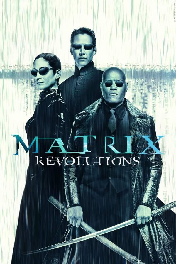 Matrix 3 Revolutions Trailer