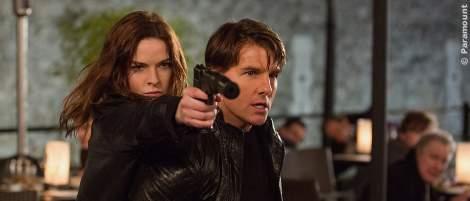 Mission Impossible 7: Posting enthüllt beliebte Figur - News 2021