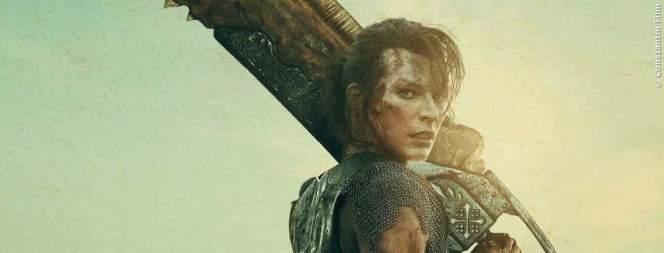 Monster Hunter: Milla Jovovich voll bewaffnet