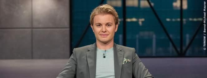 Nico Rosberg: Der Neue in der Höhle der Löwen