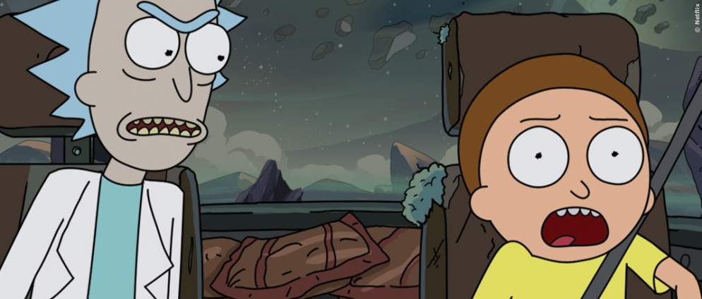 Rick And Morty Staffel 5: Erste neue Folge streamen