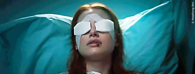 Sightless Trailer: Psycho-Thriller mit blinder Frau