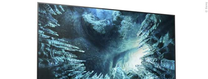 Sony ZH8: Das kann der 8K HDR Full Array Fernseher