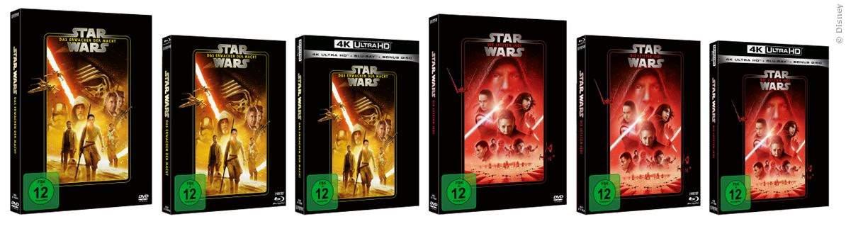 Star Wars Sammelboxen
