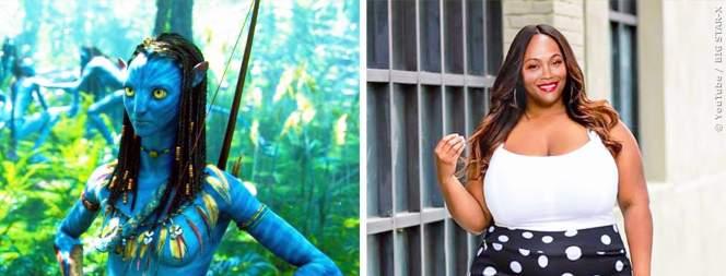 Die Stars aus Avatar früher und heute