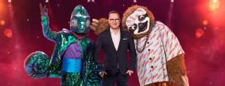 Masked Singer: ProSieben enthüllt 2 neue Kostüme