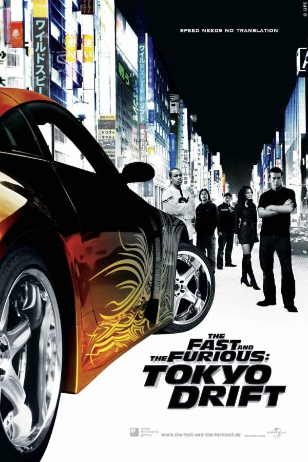 The Fast And The Furious: Tokio Drift Trailer