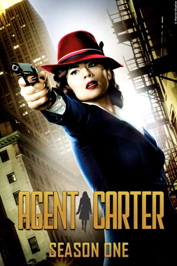 Marvel's Agent Carter - Serie 2015