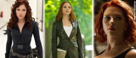 So altert Black Widow - Die Superheldin in allen Marvel-Filmen bisher - Bilder-Galerie - News 2021
