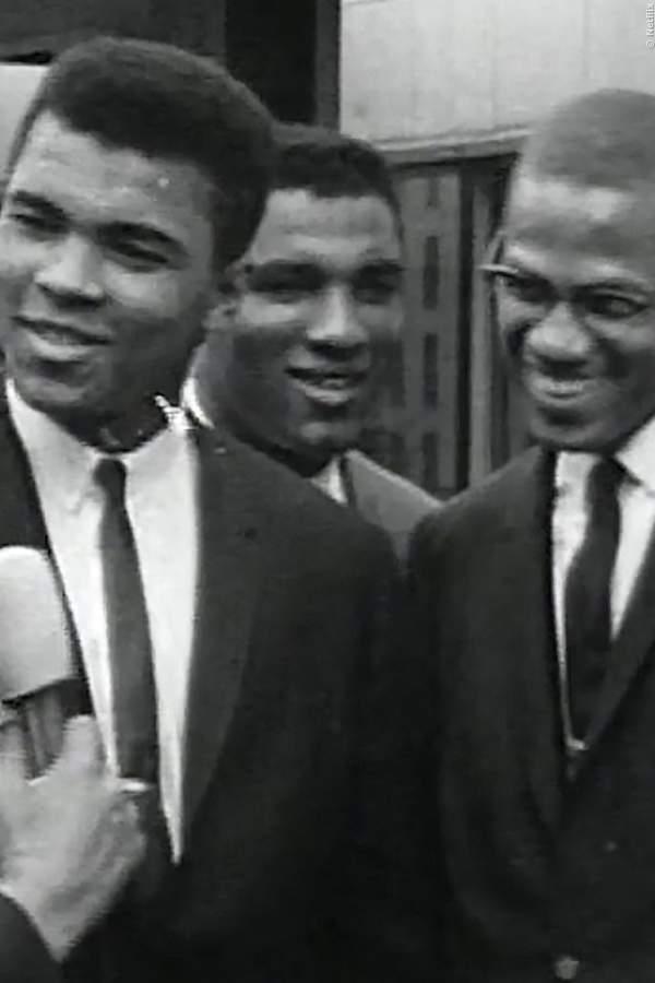 Blutsbrüder: Malcolm X und Muhammad Ali - Film 2021