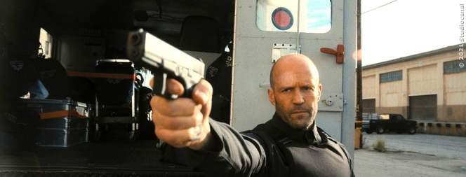 """Exklusiv: Szene aus """"Cash Truck"""" zeigt Training"""