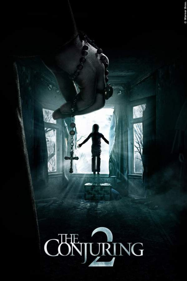 Conjuring 2 - The Enfield Poltergeist - Film 2016