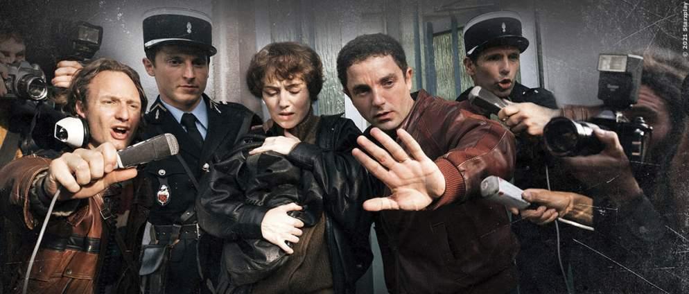 Eine französische Mordsache