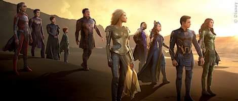 Das sind die Mega-Blockbuster im Kino-Herbst - News 2021
